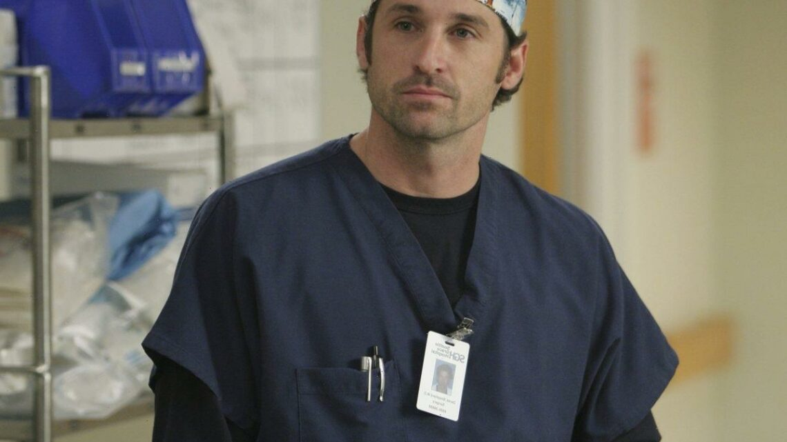 'Grey's Anatomy' Alum Patrick Dempsey Did 'a Lot of Complaining' on Set: 'He Was so Miserable'