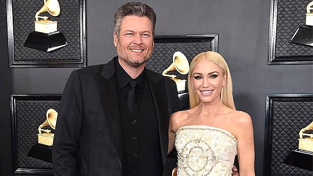 Gwen Stefani Gushes She & Blake Shelton Are 'So In Love' 2 Months After Getting Married