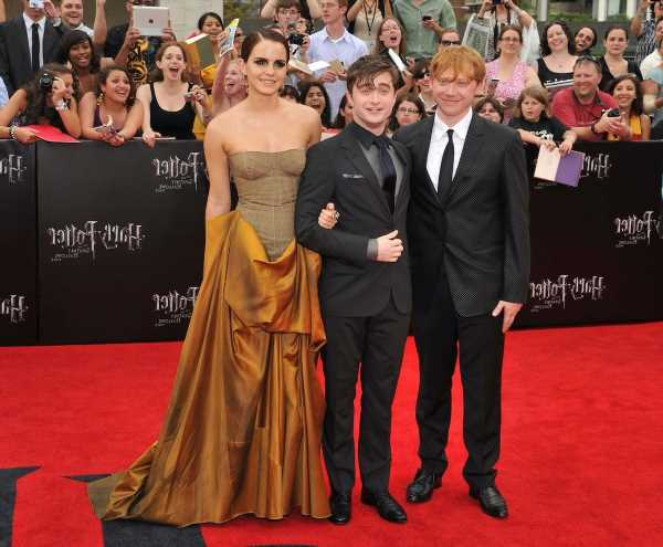 'Harry Potter': Emma Watson 'Would Fall Asleep Anywhere' While Filming