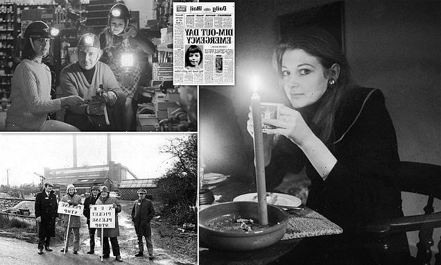 How 1970s Britain plunged into darkness with a three-day working week