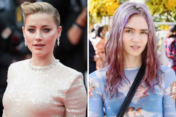 Inside Elon Musk's complicated relationships from recent ex Grimes to Amber Heard and Westworld actress Talulah Riley