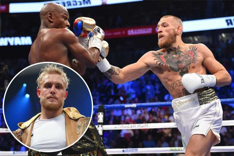 Jake Paul v Conor McGregor could be 'a lot more competitive than Notorious against Floyd Mayweather, Eddie Hearn claims