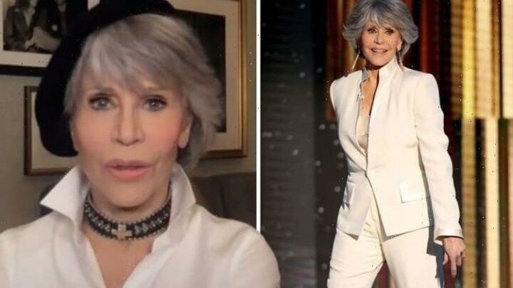 Jane Fonda, 83, shares what she thinks happens when you die… and it's truly uplifting