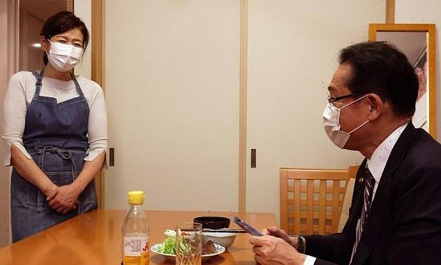 Japan appoints new PM a year after he lost contest over photo of wife
