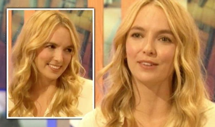 Jodie Comer leaves The One Show viewers stunned 'Wasn't expecting that accent!'
