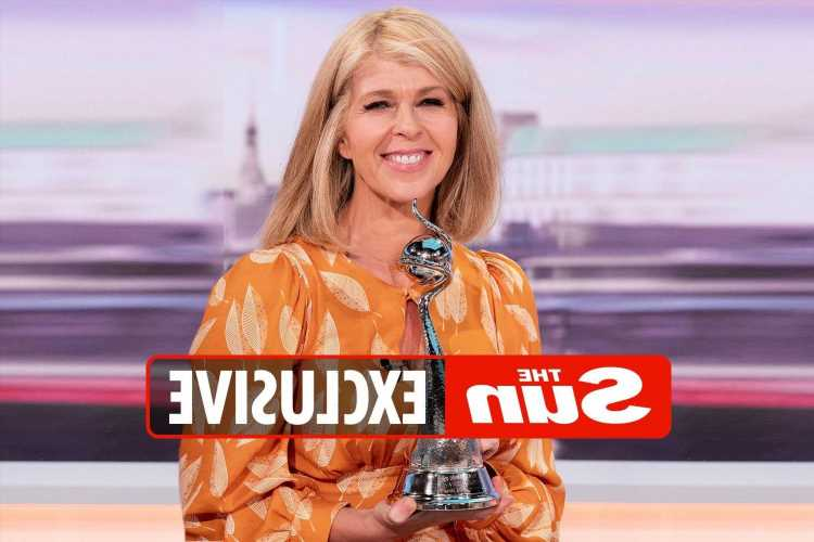 Kate Garraway set to revisit husband's Covid trauma in sequel to doc which scooped an NTA win