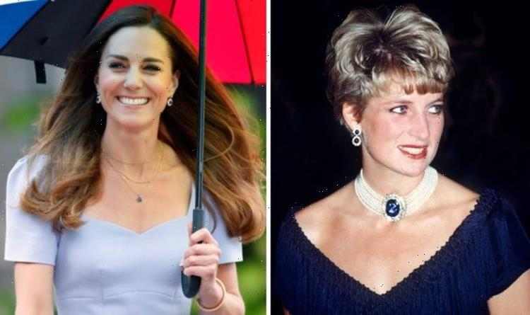 Kate Middleton altered Diana's favourite sapphire earrings to 'suit her impeccable taste'