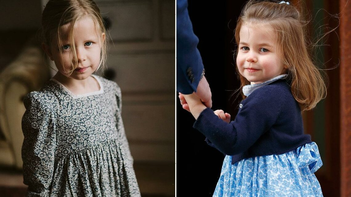 Kate Middleton will be adding this new clothing range to her wish list for Princess Charlotte