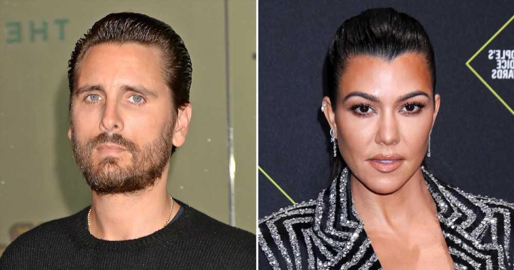 Kourtney Kardashian and Scott Disick Win 'Spiciest Moment of the Week'