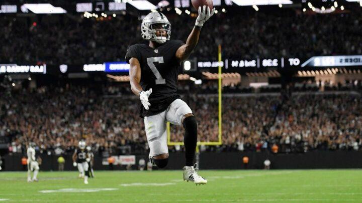 Las Vegas Raiders edge out Baltimore Ravens in overtime thriller