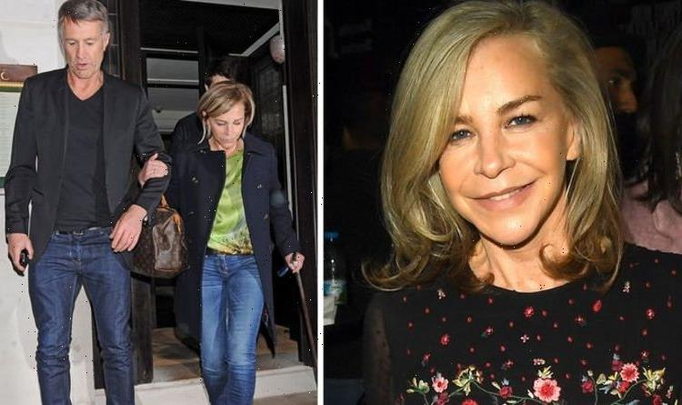 Leslie Ash warned she'd be wheelchair-bound at 60 with only 'slight hope' of walking again