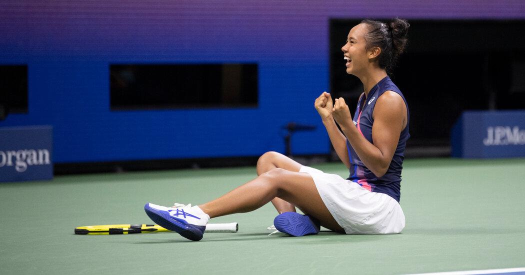 Leylah Fernandez Beats Aryna Sabalenka to Advance to U.S. Open Final