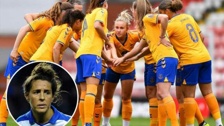 Lionesses legend Williams tips Everton to break WSL dominance of Chelsea, Man City and Arsenal