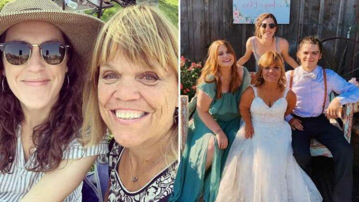 Little People star Amy Roloff's daughter Molly makes rare appearance in photos with mom and brother Jacob