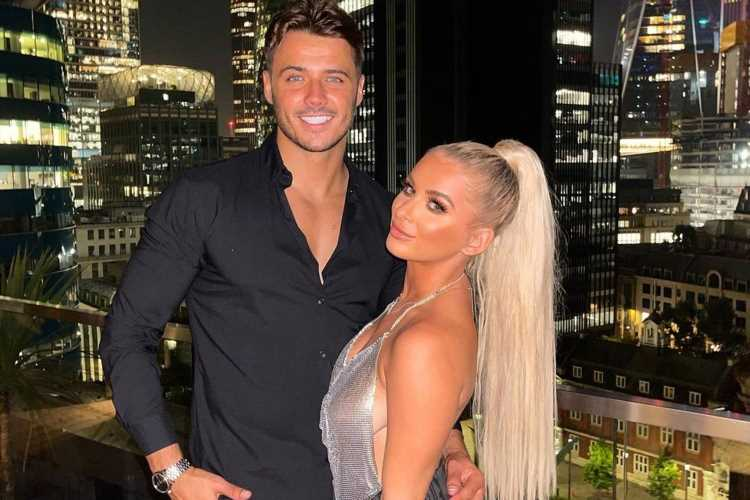 Love Island's Liberty Poole and Brad McClelland spark dating rumours after sizzling birthday snap