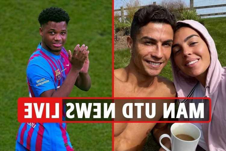 Man Utd news LIVE: Ansu Fati and Tielemans transfers move closer, Koulibaly bid, Cristiano Ronaldo moves house EXCLUSIVE