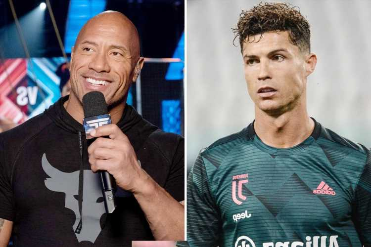 Man Utd's Ronaldo naps five times a day, while Dwayne Johnson snoozes for four hours… how much sports stars sleep
