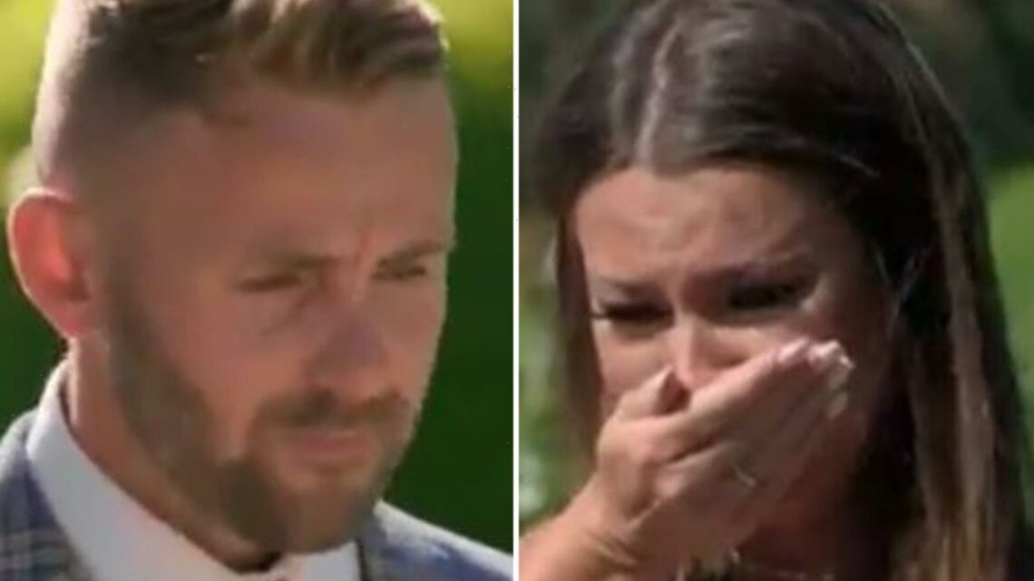 Married at First Sight fans predicts Adam will propose to Tayah for REAL at tonight's vow ceremony