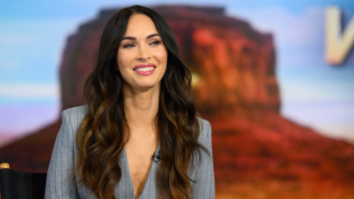 Megan Fox's Bra Under Her Cropped Jacket Is a Lesson in Sexy Transitional Dressing