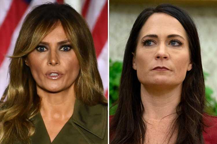 Melania Trump slams Stephanie Grisham for revealing 'secrets about Donald even she doesn't know' in new book