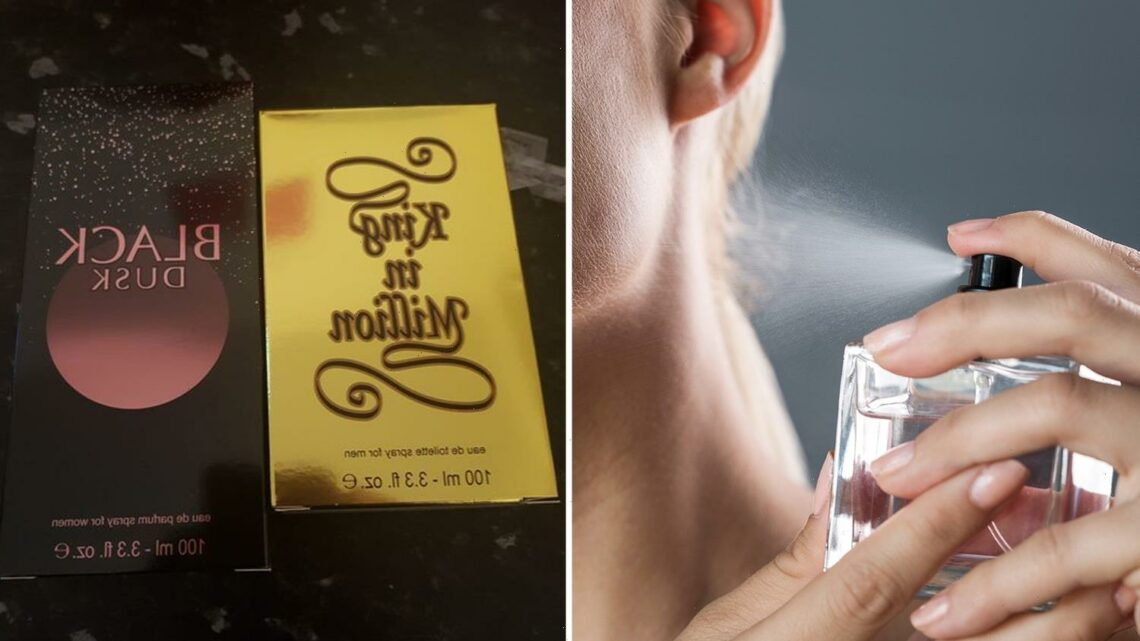 Mum raves about Poundland £1 perfumes that smell similar to YSL's £54 Black Opium and the £70 Paco Rabanne's 1 Million