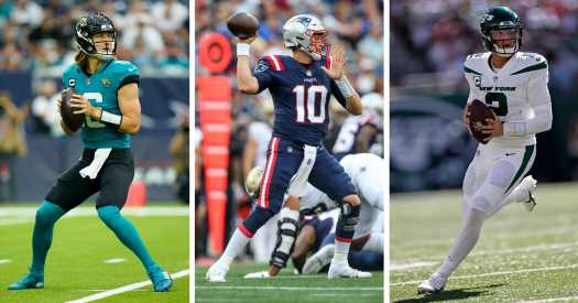 N.F.L. Rookie Quarterbacks Have Been Bad. Can That Change?