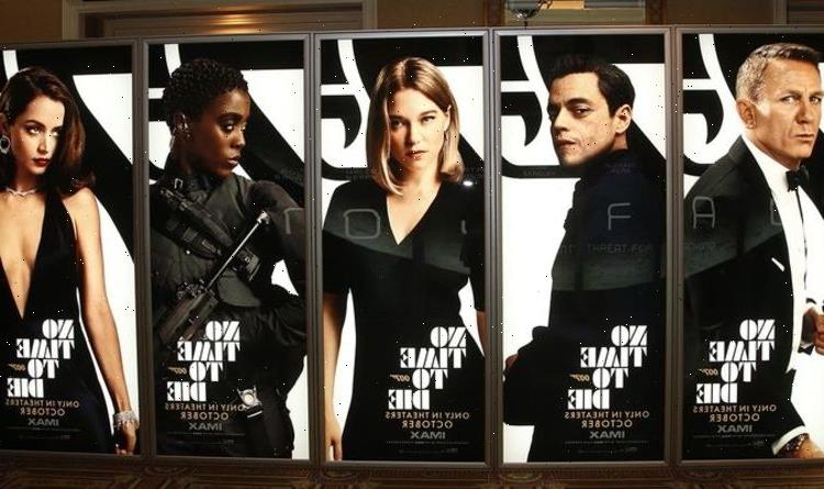 No Time to Die: Bond film premiere to aid 'spy charities'