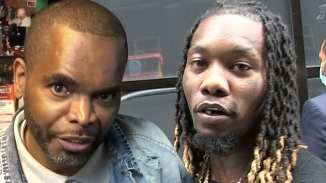 Offset Helps Pay For 'Friday' Star Anthony Johnson's Funeral