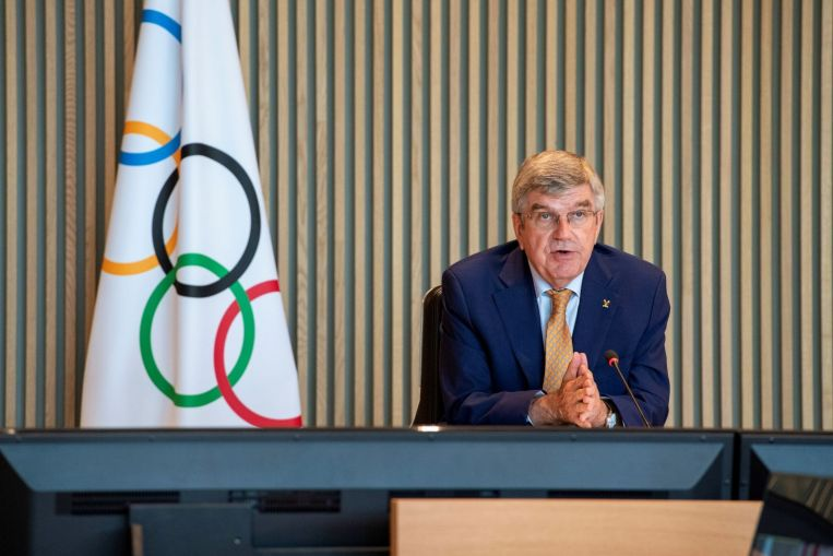 Olympics: North Korea suspended from IOC for Tokyo no-show