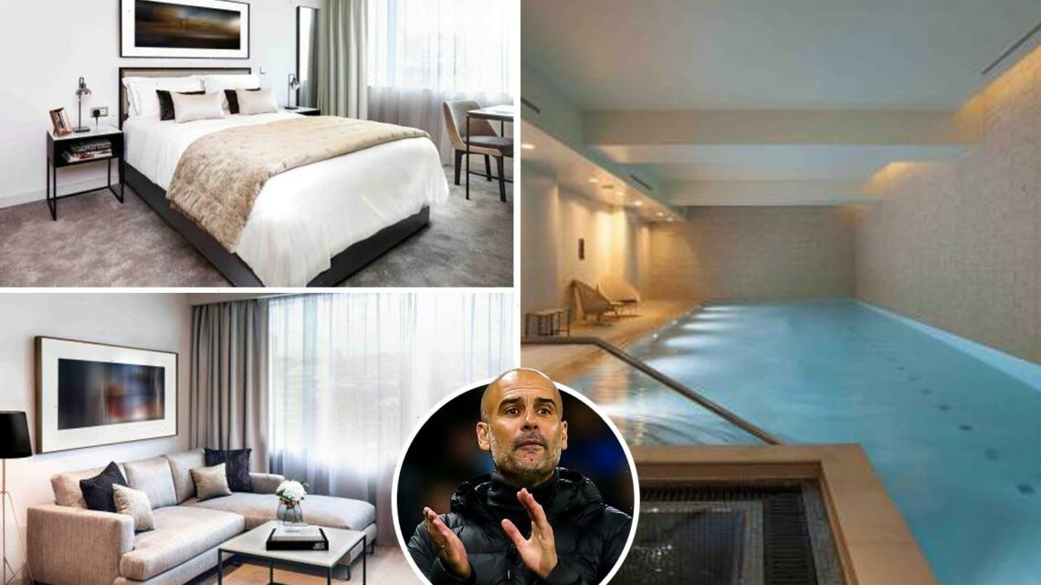 Pep Guardiola almost snubbed Man City after the Premier League manager demanded a luxury city-centre mansion – The Sun