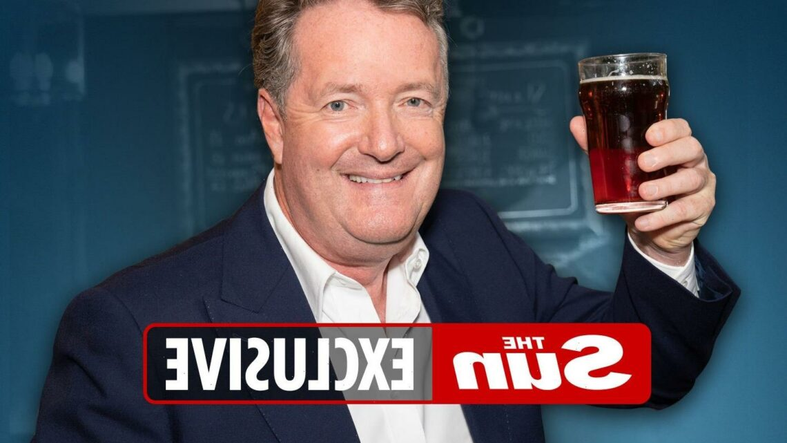 Piers Morgan reveals he turned down 20 jobs before signing historic deal with The Sun and News Corp
