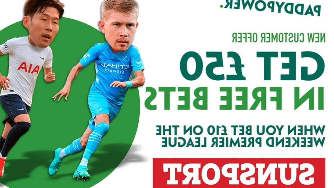 Premier League – Betting offer: Get £50 in free bets with Paddy Power