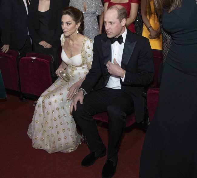 Prince William & Kate will attend next week's 'No Time to Die' world premiere