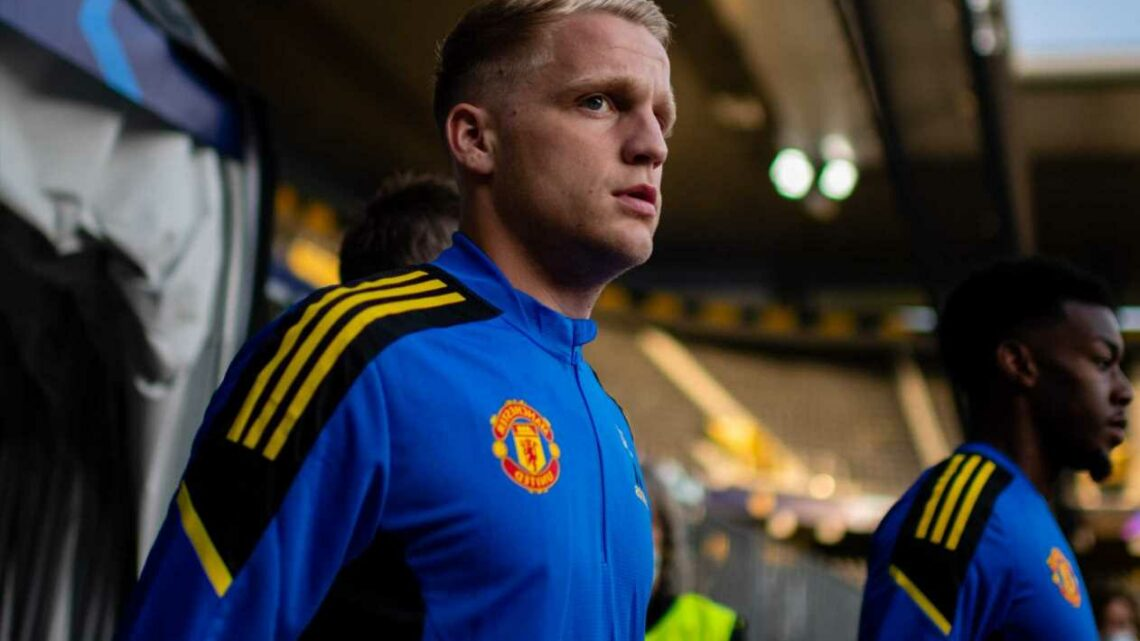 Raging Donny van de Beek must quit Man Utd to save career and mental wellbeing after furious Villarreal bench outburst