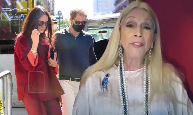 'Ridiculous!' Meghan Markle's 'wildly inappropriate' New York wardrobe blasted by Lady C