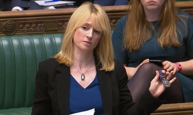 Rosie Duffield makes surprise appearance at party conference