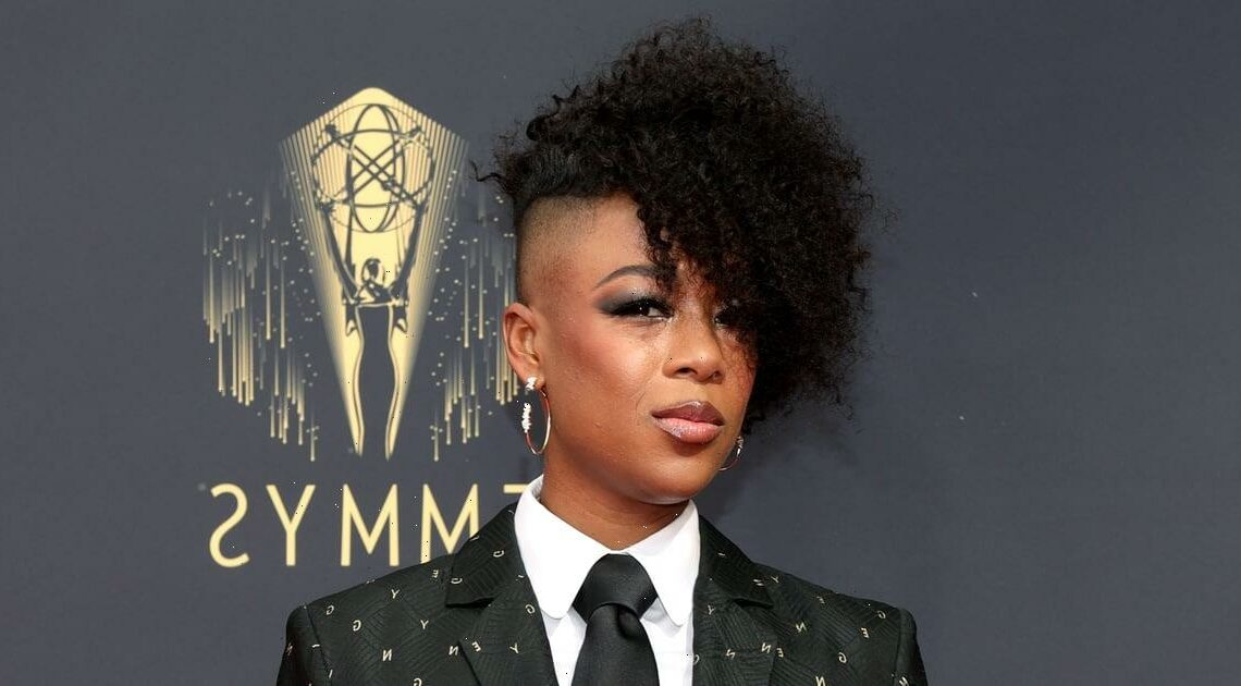 Samira Wiley Made Damn Sure Her Edgy Undercut Was on Full Display at the Emmys