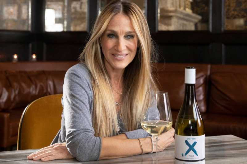 Sarah Jessica Parker launching her own white wine in Tesco – and it'll set you back £18 a bottle