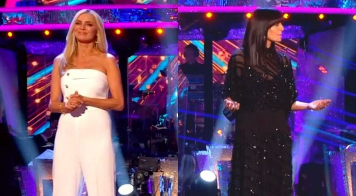 Strictly Come Dancing: Where to buy Tess Daly's jumpsuit and Claudia Winkleman's dress