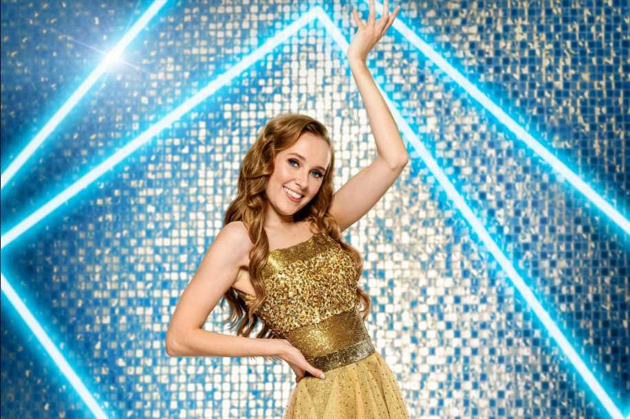 Strictly Come Dancing's Rose Ayling-Ellis reveals how she will hear the music as she prepares to take to the dancefloor