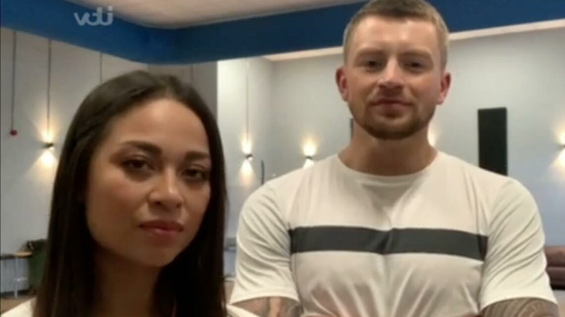 Strictly off-screen rows revealed as Adam Peaty is 'shouted at' by 'scary' dance partner Katya Jones