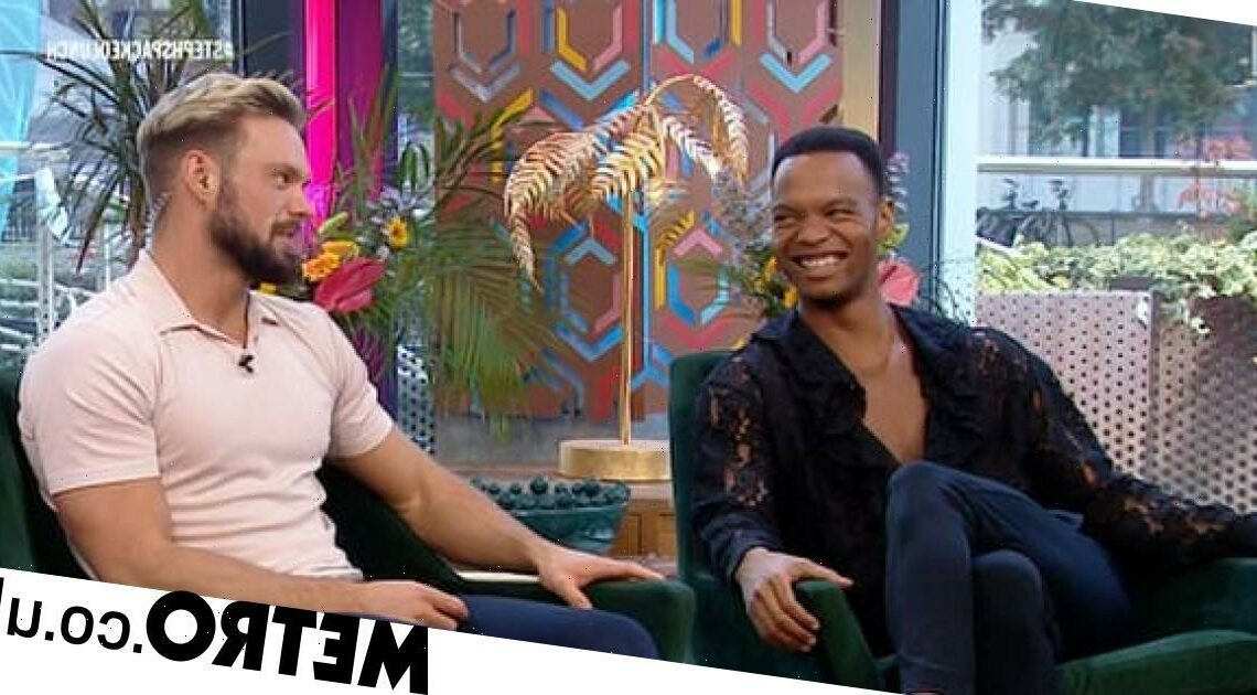 Strictly star John Whaite in tears during clash with partner Johannes Radebe
