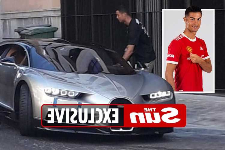 Supercar-loving Manchester United ace Ronaldo faces 20mph speed limit at new £6m village home