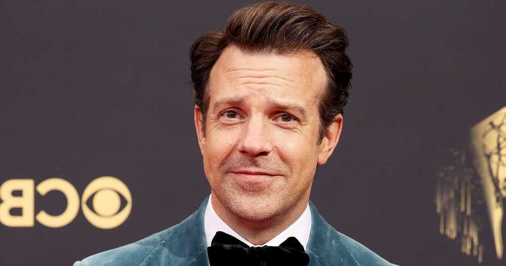Ted Lasso Wins! Jason Sudeikis Thanks Family and Kids in Acceptance Speech