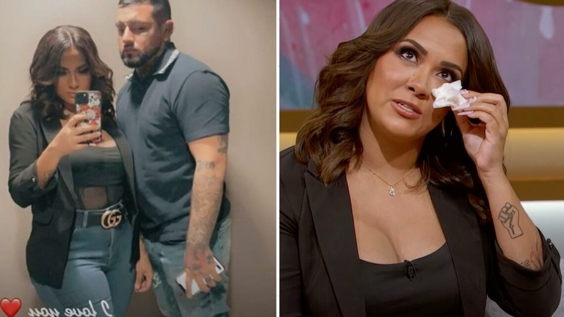Teen Mom Briana DeJesus admits she's in therapy for 'stress and anxiety' after shock split from fiance Javi Gonzalez