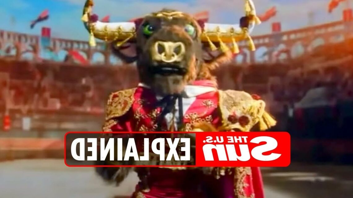 The Masked Singer 2021: Who is Bull?