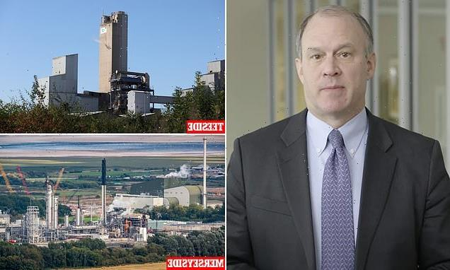 The US millionaire who has Britain over a barrel of CO2