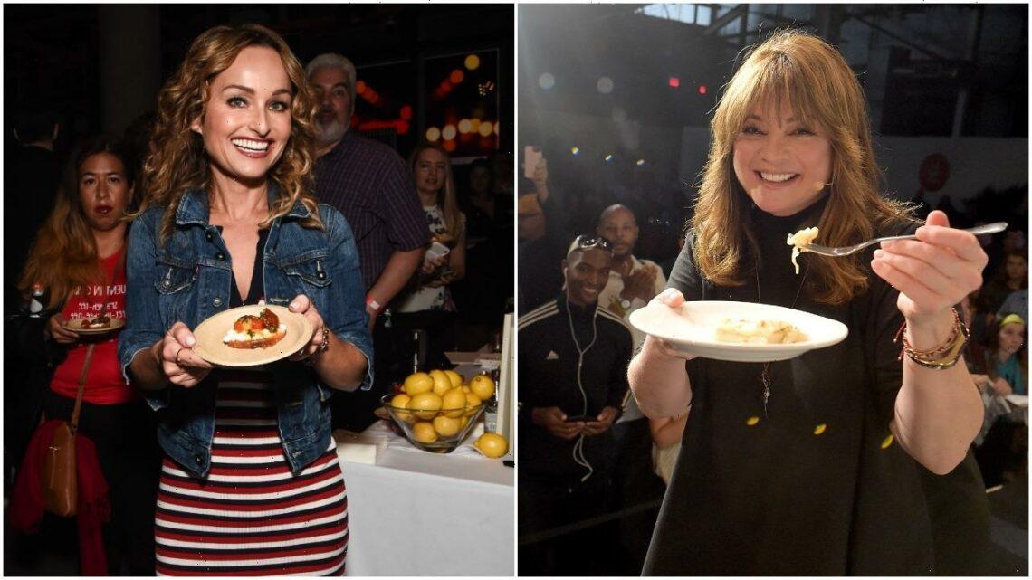 Valerie Bertinelli vs. Giada De Laurentiis: Which Food Network Star Has the Higher Net Worth?