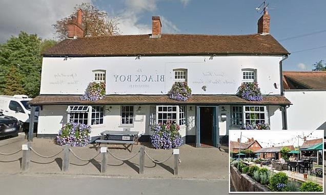 Village pub called 'The Black Boy' will be renamed next week