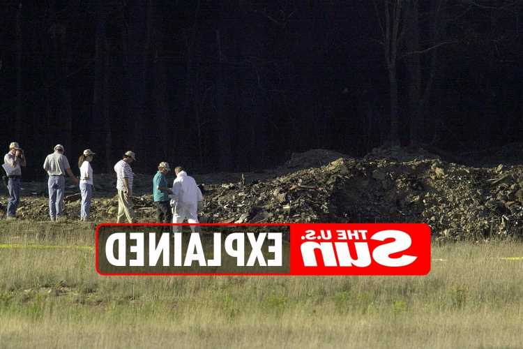 What happened to United flight 93?